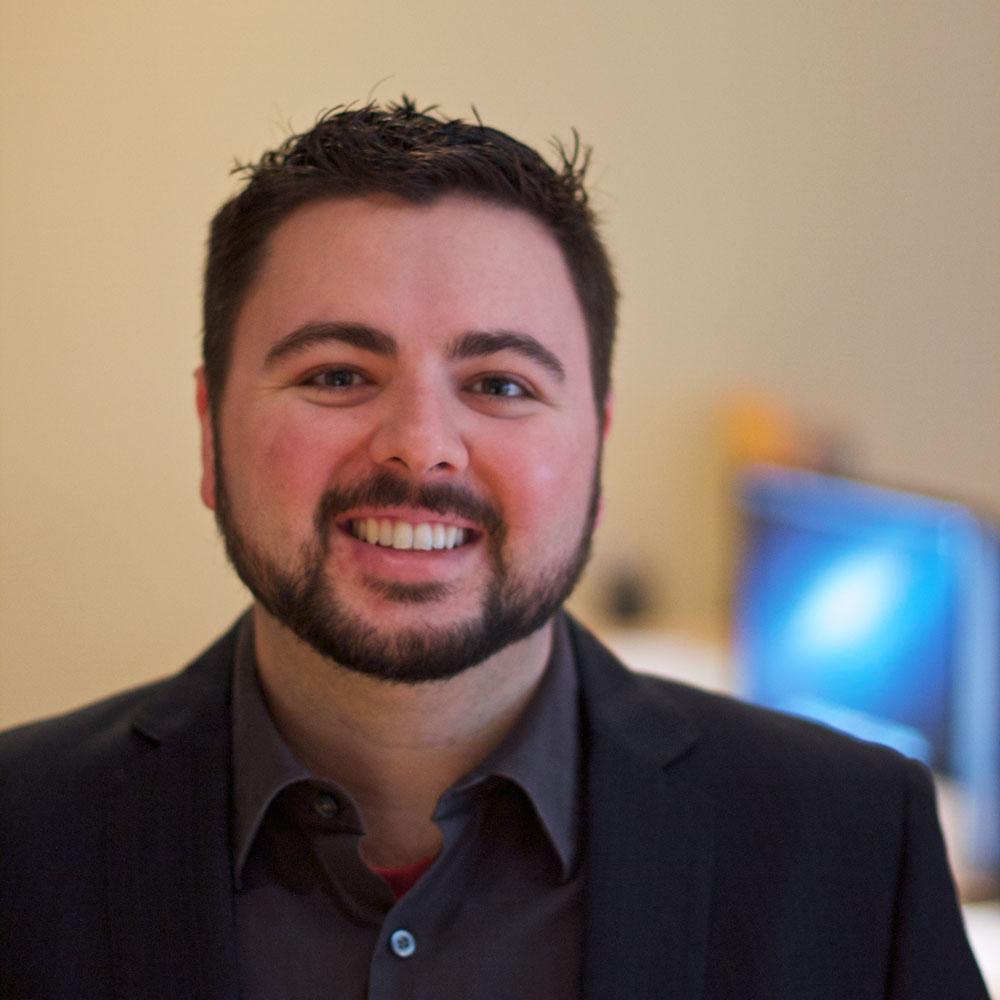 Ryan Fetzner Portrait