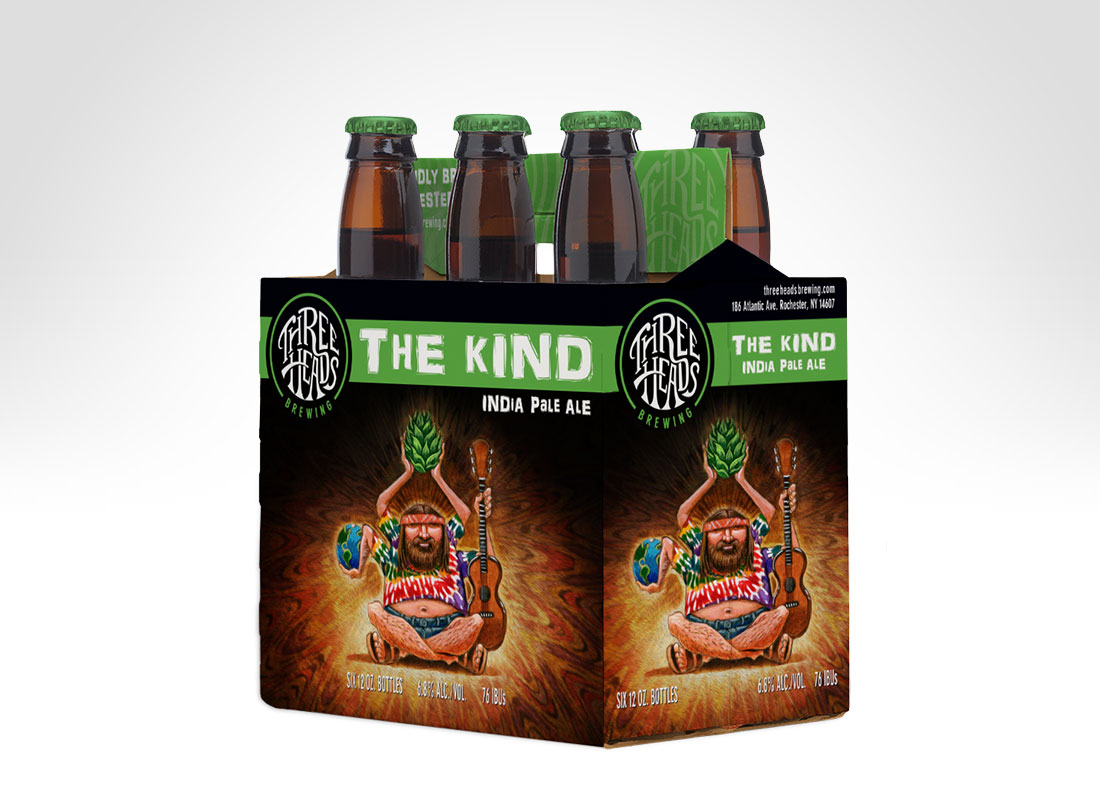 3HB 6 Pack - The Kind