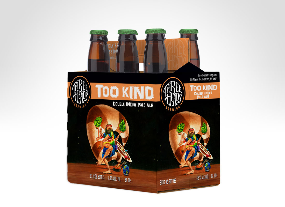 3HB 6 Pack - Too Kind