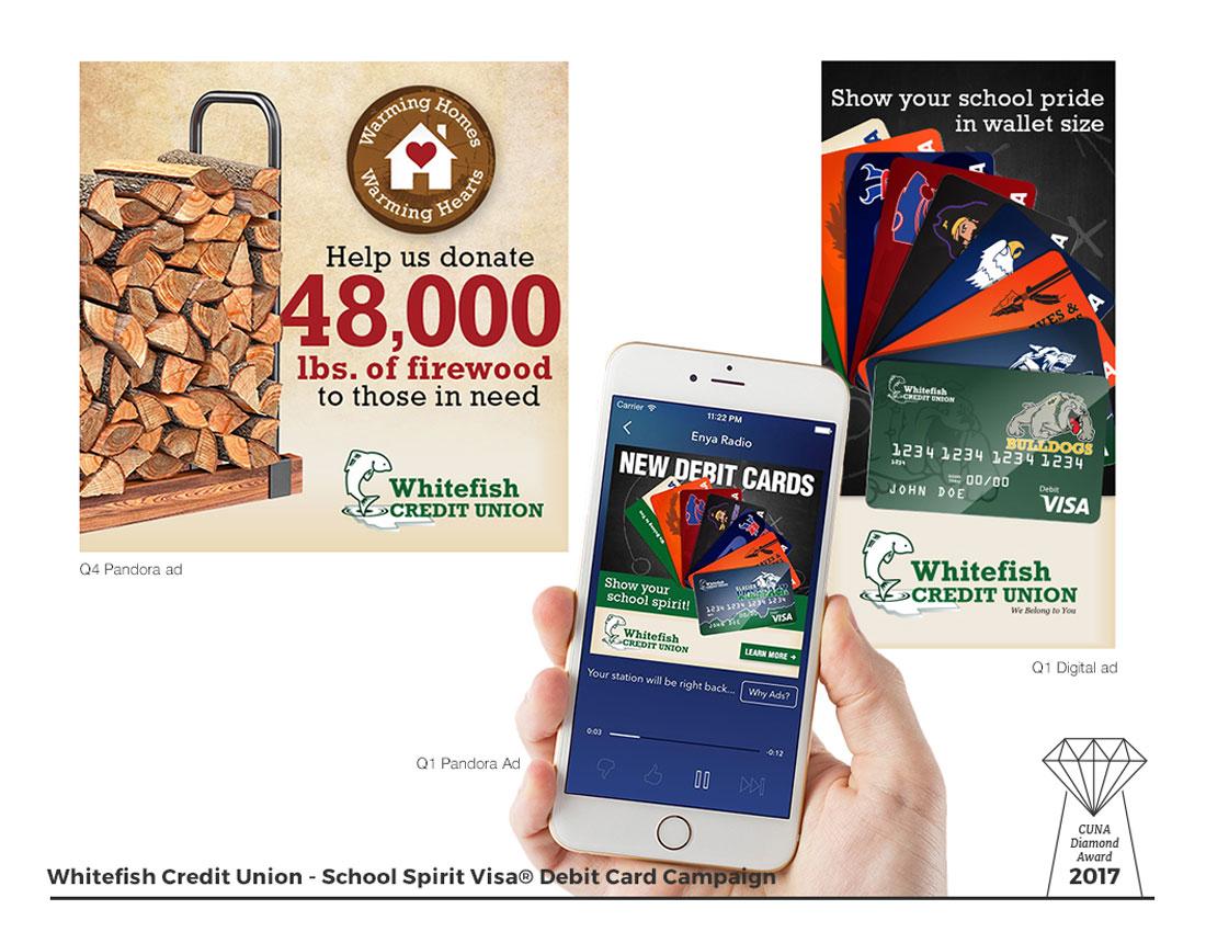 School Spirit - Digital Ads