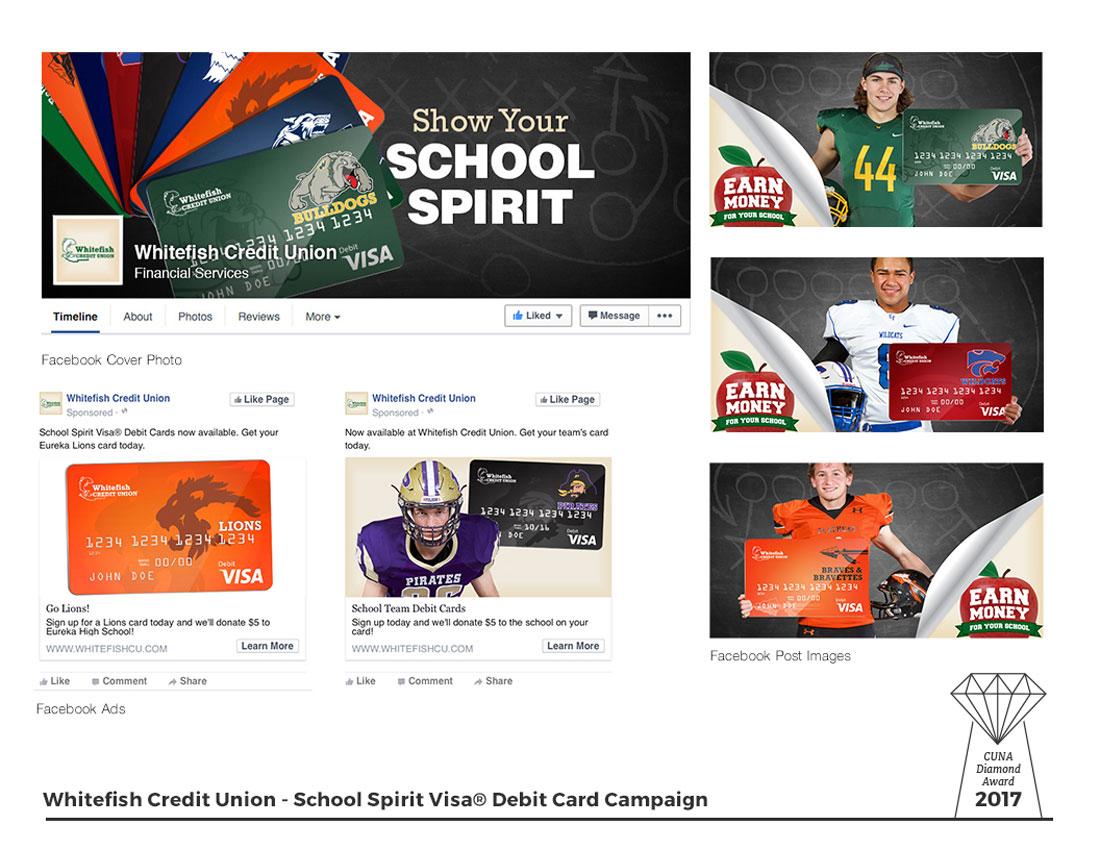 School Spirit - Facebook Promos