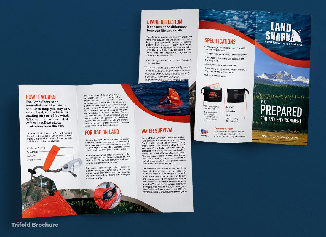 Land Shark - Sales Brochure