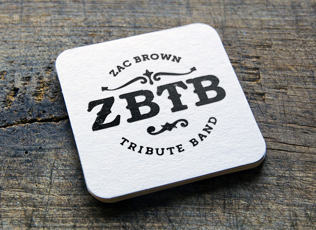 Zac Brown Tribute Band Logo