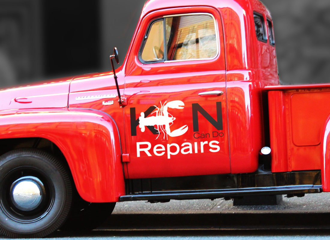 Ken Can Do Repairs Logo