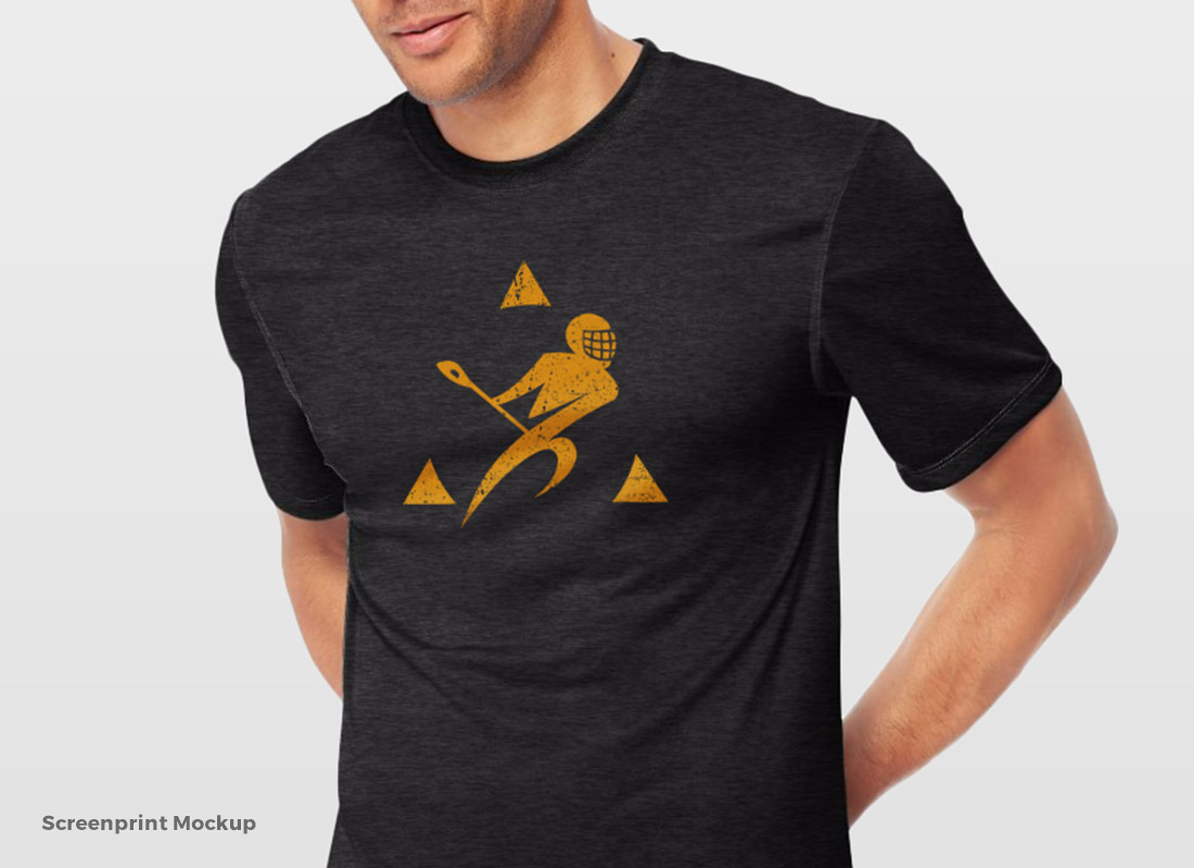 Upstate Lacrosse - Shirt Mockup