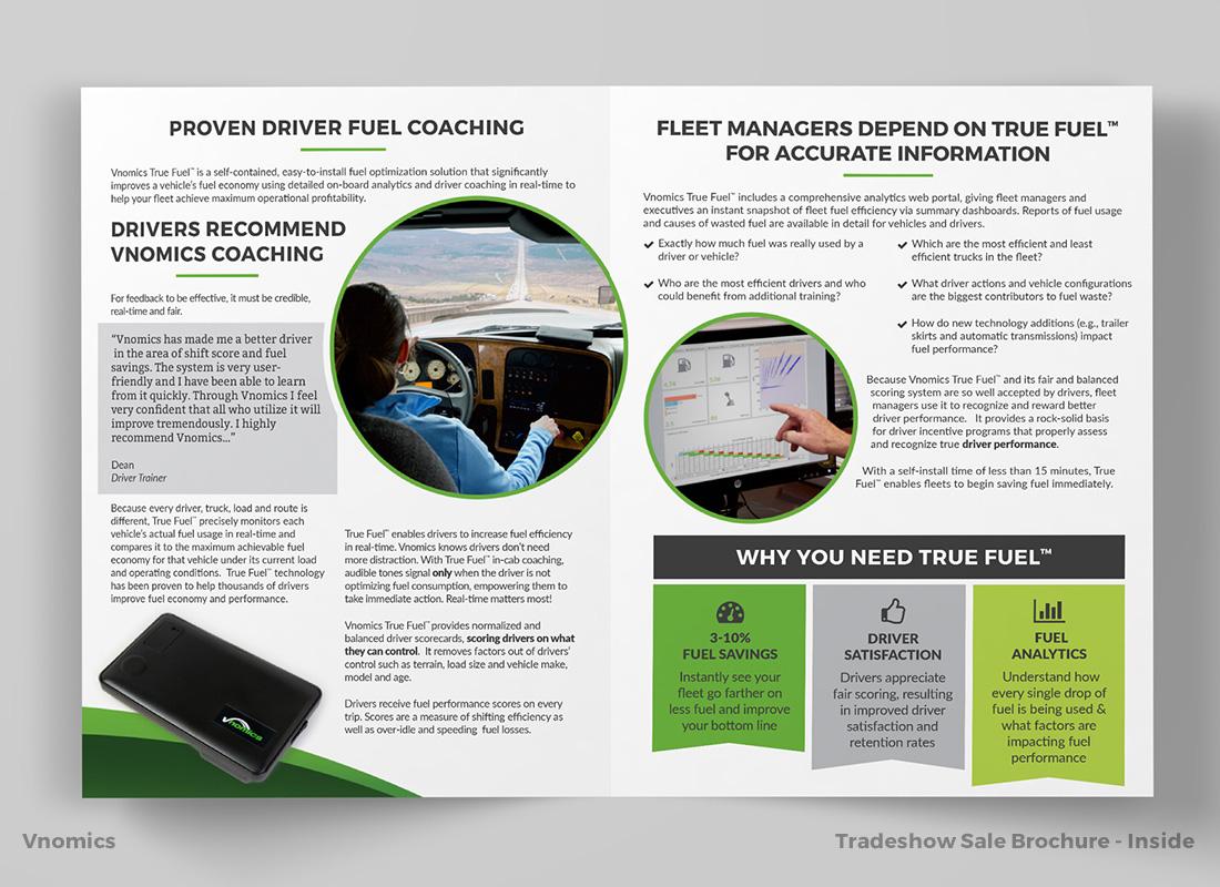 Vnomics - Sales Brochure
